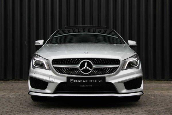 Mercedes CLA 200 AMG