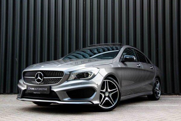 Mercedes CLA 180 AMG