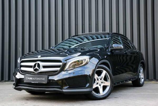 Mercedes GLA 200 AMG