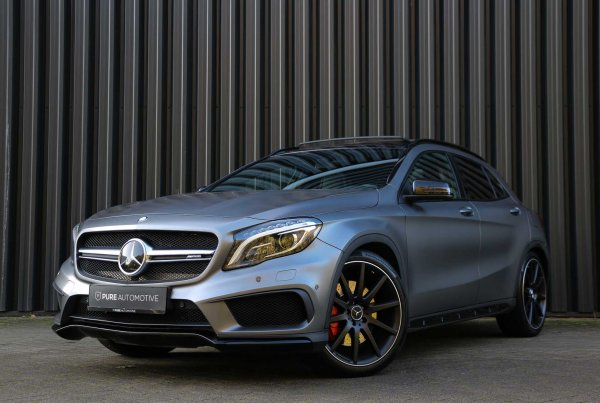 Mercedes GLA 45 AMG 4Matic